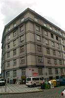 špaletová okna Praha, ul. Strossmayerova AZ EKOTHERM