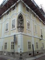 Rekonstrukce v Nosticově ulici