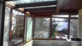 Zimní zahrada- pohled do interieru