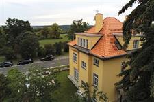 Vila Ladronka - pohled z boku