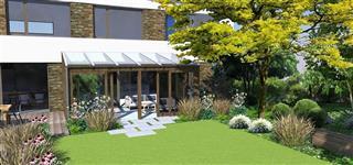 Vizulazace zimní zahrady AZ Ekotherm nové generace