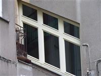 AZ Ekotherm detail zadní fasády