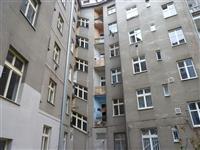 Pohled na zadní fasádu