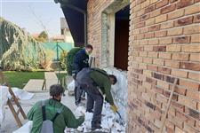 vybourání stávajícího plastového okna