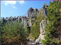 Skalní město Adršpach
