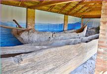 Dřevěné lodě z expedic