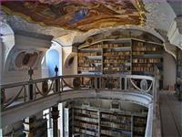 Klášterní knihovna