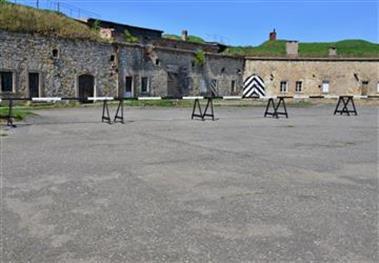 Horní nádvoří pevnosti