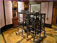 Věžní hodinový stroj