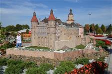 Zámek Ksiaž (čti Kšónž) u Walbrzychu