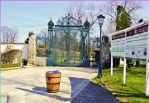 Brána do Palmiarnie od parkoviště