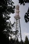 Riozhledna na vrcholu Sendraže