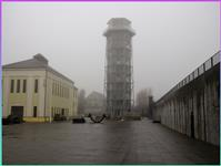 Přístupná vyhlídková věž na nádvoří