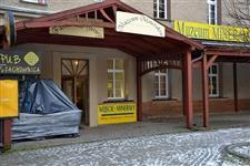 Budova v které se muzeum nachází