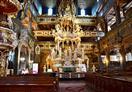 Celkový pohled na oltář