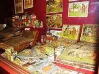 Skládačky v muzeu hraček v Kudowě