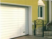 garážová vrata - sekční