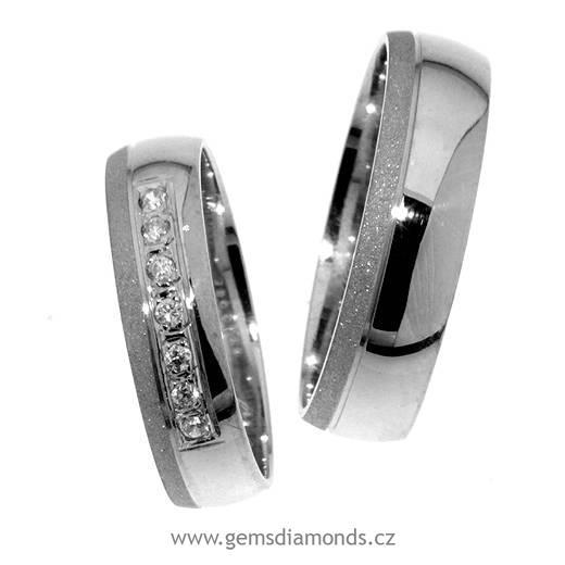 Snubni Prsteny Gems Line 436 0315 0316 Pretis S R O